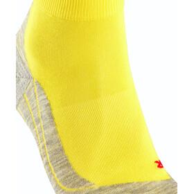 Falke RU4 Short Running Socks Herre sulfur